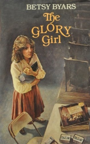 book cover of The Glory Girl