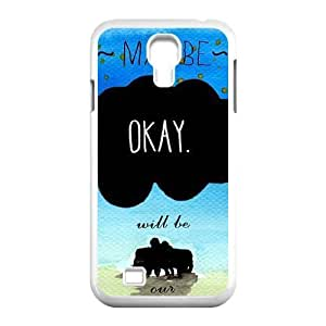 lintao diy Cell phone case Of Okay Okay Bumper Plastic Hard Case For Samsung Galaxy S4 i9500 Kimberly Kurzendoerfer