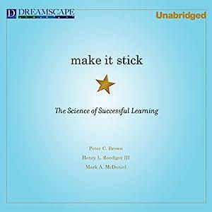 Make It Stick Audiobook