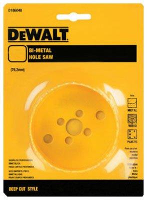 Dewalt Accessories D180022 1-3/8-Inch Bi-Metal Hole Saw