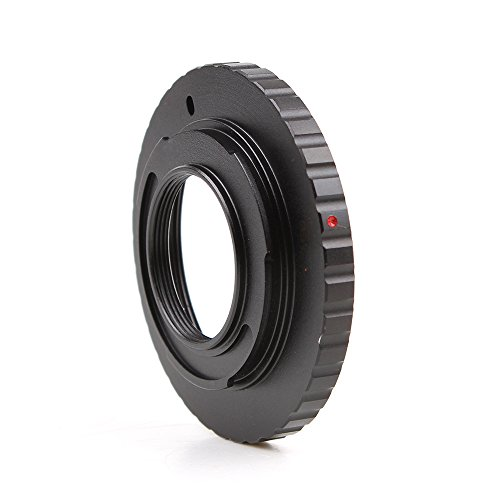 Dual Purpose Lens Adapter Suit for M42 Screw C Mount Movie Lens to Micro Four Thirds 4/3 Camera (Micro 4 3 To C Mount Adapter)