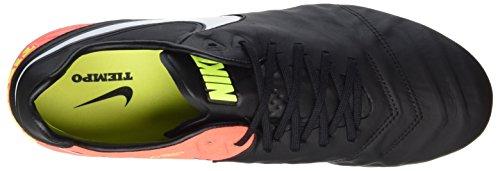 NIKE 018 Black White Black Men Orange 819177 volt Boots 's Football hyper pqtp1wr