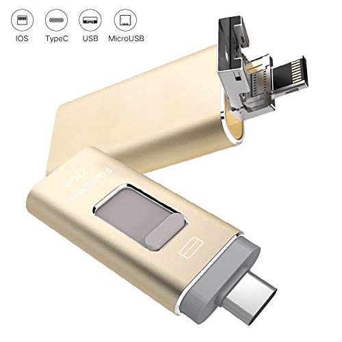 USB Flash Drive for iPhone, USB 3.0 Memory Stick 32GB, for sale  Delivered anywhere in USA