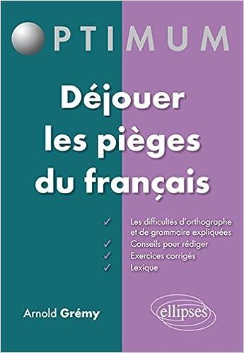 Livre Déjouer les Pièges du Français pdf, epub