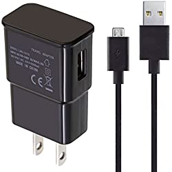 USB Charger Power Adapter for Fire Tablets Kindle eReaders, Fire HD 8 HD 10, Kindle Paperwhite Voyage Oasis