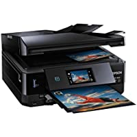 Epson Expression XP-860 Inkjet Multifunction Printer - Color - Photo Print - Desktop