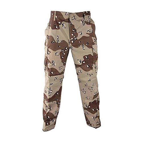 Propper Uniform BDU Trouser 6-color Desert US Men's S (Waist 27-31, Inseam (Us Bdu Trousers)