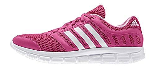 Donna 101 2 eqtpin Adidas Da ftwwht Breeze sepigl W Corsa Rosa Scarpe x7qRfZaBfw