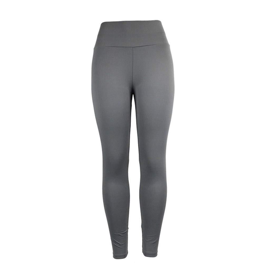 Amazon.com: Goddessvan Women Breathable Hip Line Print High ...