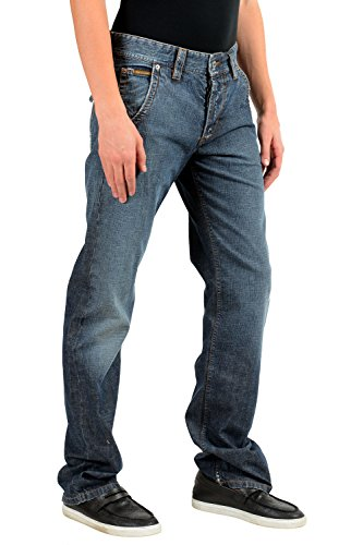 Dolce & Gabbana D&G Men's Blue Straight Leg Jeans US 34 IT - And Gabbana Jeans For Dolce Men