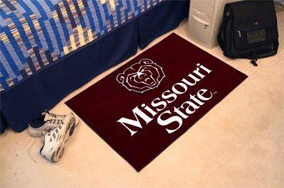 (Fanmats Missouri State Starter Rug 19