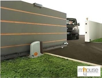 Mhouse SL1 - Motor para puerta corredera: Amazon.es: Bricolaje y ...