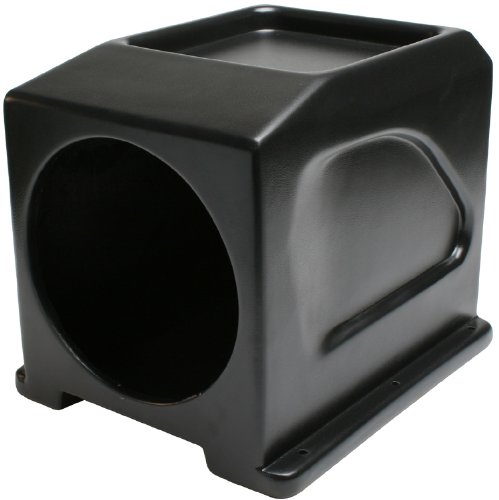 "SSV Works Arctic Cat Prowler XTZ 1000 Center Console Subwoofer Enclosure with Cupholders designed for 10"" Speaker"
