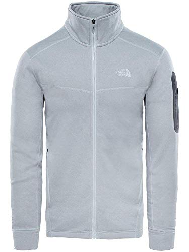 Chaqueta Hombre Face M Light Hadoken Heather Fz Jkt North The Grey Tnf wT7q0ZYn