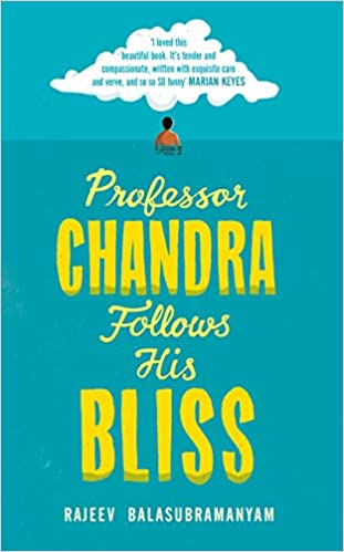 Professor Chandra Follows His Bliss Amazon Fr Rajeev