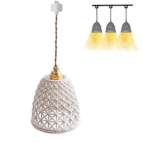 Kiven H-Type Track Pendant Lighting One-Light,6.7