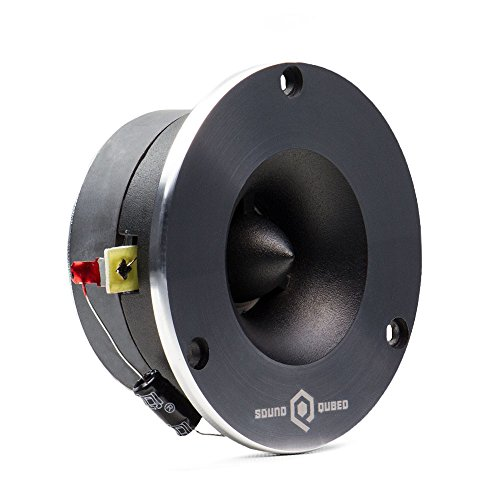 SoundQubed SQ-VM-1 Vehicle Battery /& Audio Amplifier Voltage Metering Dash Guage