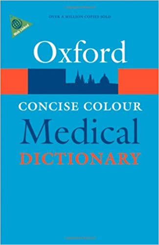 Concise Colour Medical Dictionary Check Info And Delete This