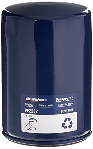 ACDelco PF2232-12PK Oil Filter (88917036)