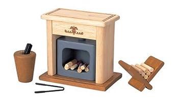 Amazon.com: Plan Toys Fireplace: Toys & Games