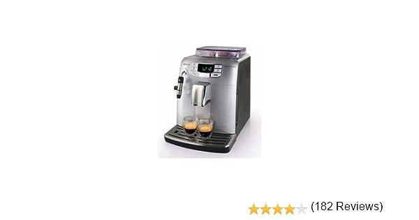 Saeco HD8752/95 Intelia Evo - Cafetera espresso súper automática ...