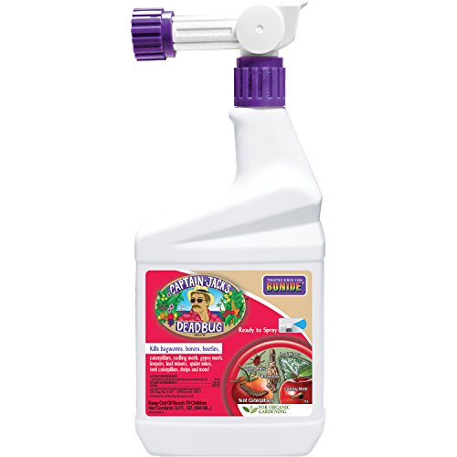 (Bonide Chemical Dead Bug Brew RTS with Hose End Sprayer 32 FL Oz)