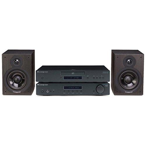 ケンブリッジオーディオ システムオーディオ【ブラック】Cambridge Audio SYSTEM 10 SX-BLK B00L2U90EY