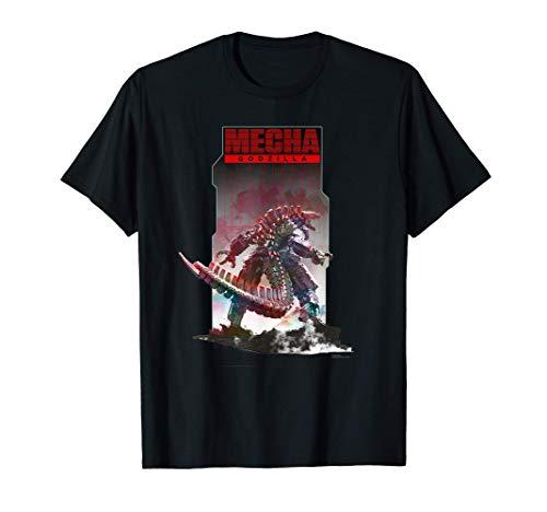 Godzilla vs Kong - Mechagodzilla T-Shirt