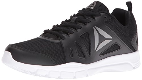 Reebok Men's Trainfusion Nine 2.0 L MT Running Shoe, Black/Pewter/White, 10 M...