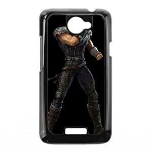HTC One X Cell Phone Case Black Fist Of The North Star Bwsju