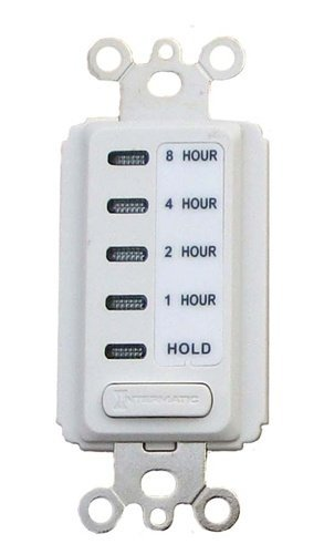 QC Manufacturing QuietCool IT-30070 8 Hour Electronic Timer with Hold - Ceiling Fans - Amazon.com