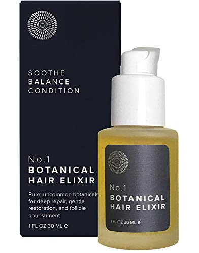tanical Hair Elixir - Nourishing (1 fl oz | 30 ml) ()