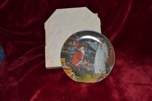 Art Collector Plate Collection - 1979 FIRST EDITION from The Norman Rockwell Collection of Legendary Art: