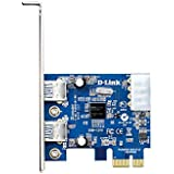 D-Link DUB-1310 2-Port USB 3.0 PCI-E Card