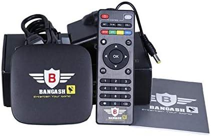 android 7 1 system 4k ultra HD 2GB DDR3/16GB flash OTT TV