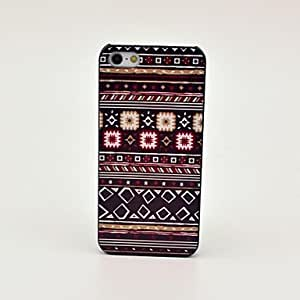 NEW Retro Geometrical Drawing Pattern Hard Case for iPhone 5/5S