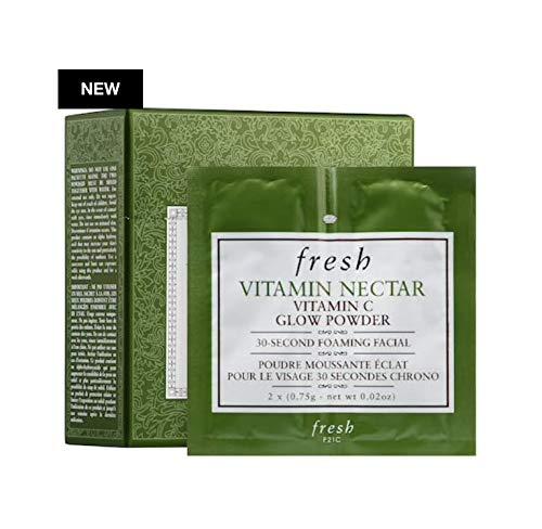 Fresh Vitamin C Nectar Brightening Glow Powder 12 × 2 Packettes