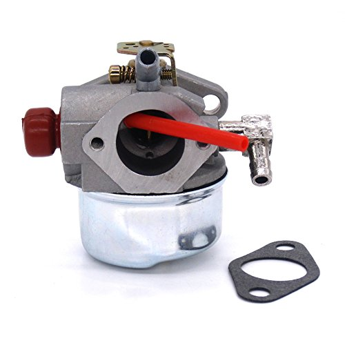 FitBest Carburetor for Lawn Boy Insight Tecumseh 10682 10683 10684 10685 10686 10687 LV195EA Engine with Gasket