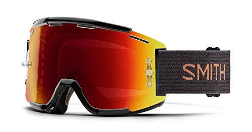 Smith Squad MTB Goggles Gravy Split/Red Mirror, One Size ()