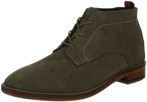 Ben Sherman Men's Emile Chukka Boot,  Taupe,40 EU/7-7.5 M US - Ben Sherman Lace Shoes