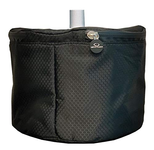 VirtuCLEAN 2.0 Cpap Cleaner Replacement Bag and Filter - Replace Bag annually and Filter Every 6 Months (Bag and Filter)