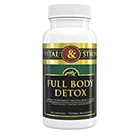 Vital & Strong Master Detox Full Body Cleanse 240 Count