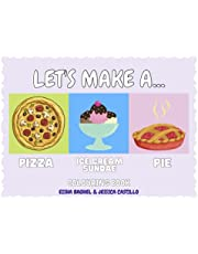 Let's Make: A Coloured By Me Book