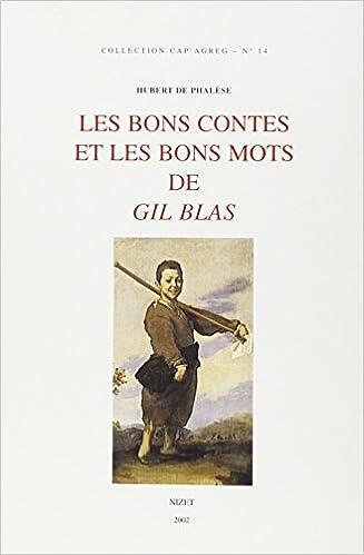 Télécharger en ligne Les bons contes et les bons mots de Gil Blas epub pdf