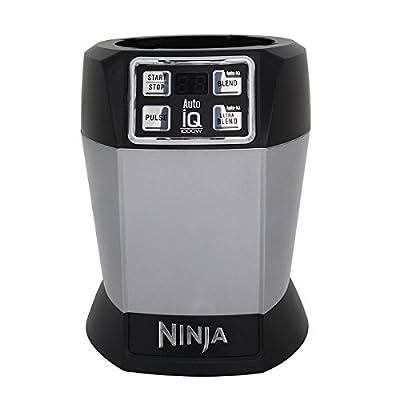Original Nutri Ninja BL482 Power Motor Base with Auto iQ Tech 1000W 6 Fin Gear (Certified Refurbished)