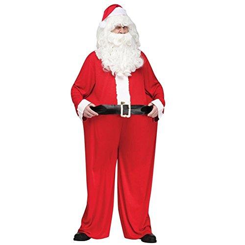 Fat Santa Costume ()