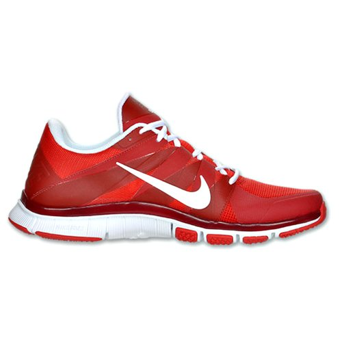 Nike Men's Free Trainer 5.0, UNIVERSITY RED/WHITE University Red/White