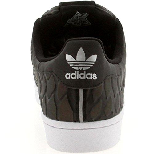 Adidas Originali Mens Superstar Scarpe Cblack Supcol Ftwwht Noiess Supcol Ftwbla