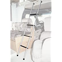 "Topline Indoor Outdoor 60"" Universal Vehicle Van RV Trailer Bunk Bed Step Ladder Docking System"