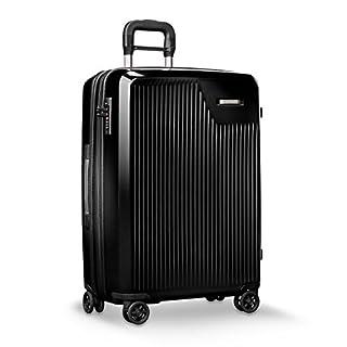 Briggs & Riley Briggs and Riley Sympatico Medium Cx Spinner Luggage, Onyx, One Size (Model: SU127CXSP-24) (B071Z8D1F8)   Amazon price tracker / tracking, Amazon price history charts, Amazon price watches, Amazon price drop alerts